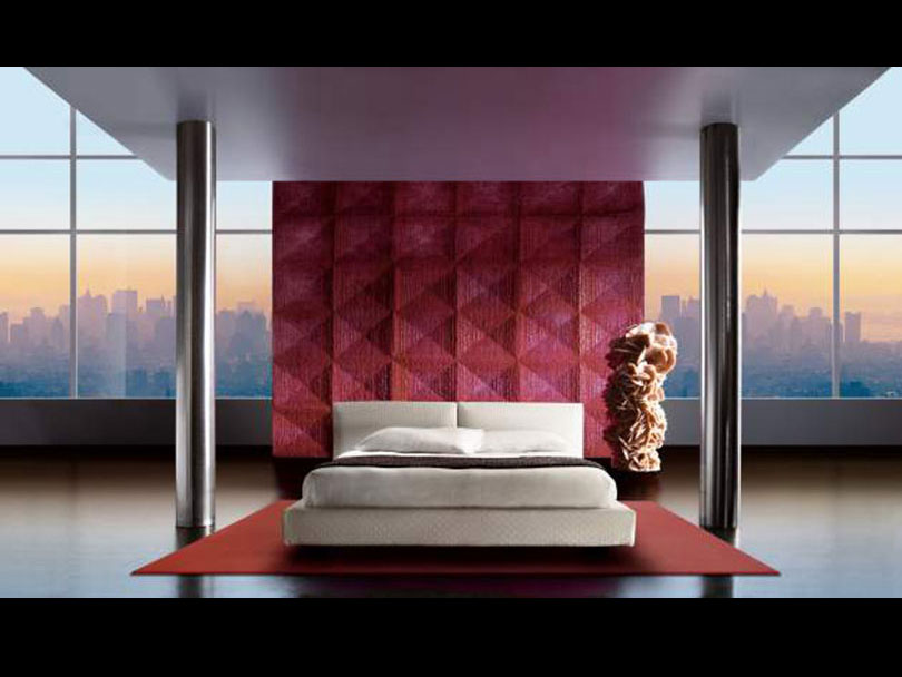 Ideas To Create A Perfect Maroon Bedroom