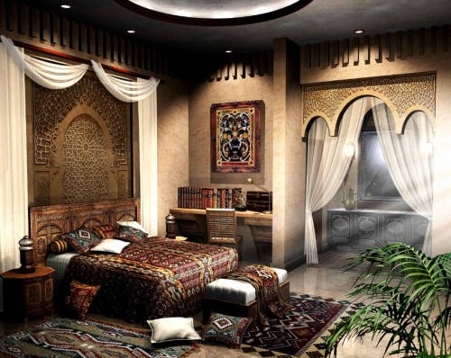 Top 10 Most Luxury and Elegant Bedroom in The World : Home Decoration