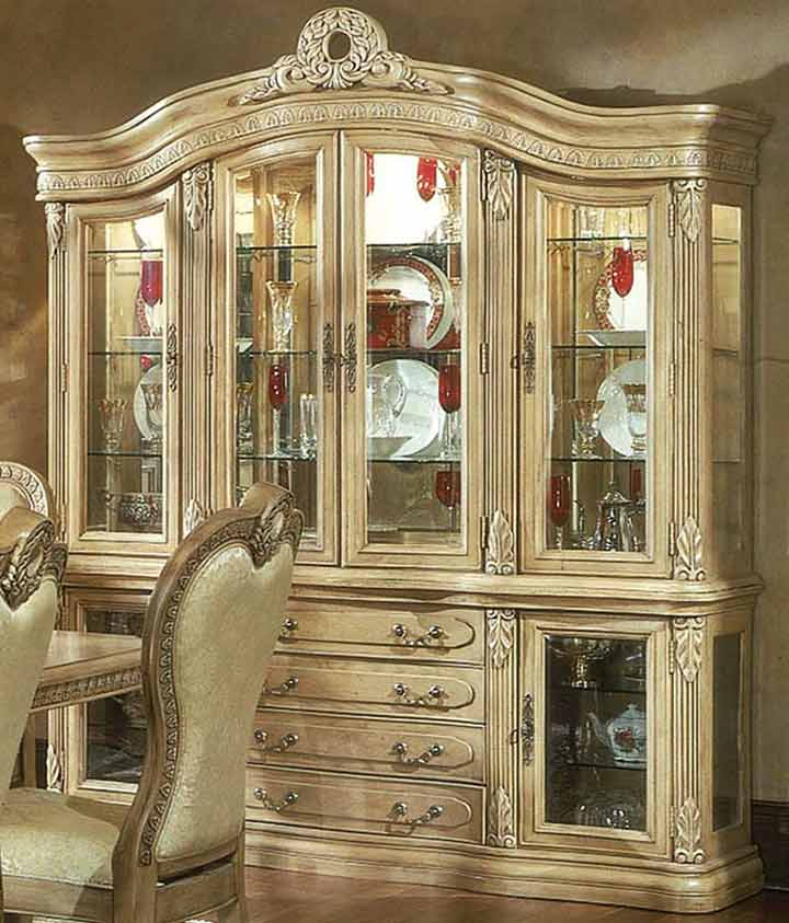 Italian Classical Cabinets Style