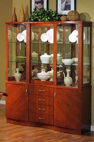 Wooden China Cabinets