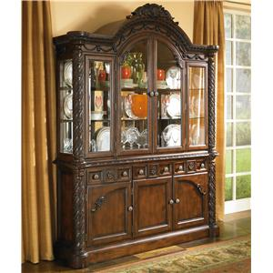 Elegant China Cabinet Performance