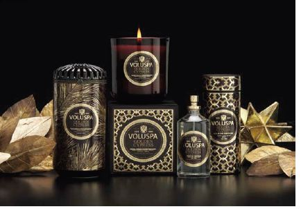 Voluspa House Fragrance one of top brand
