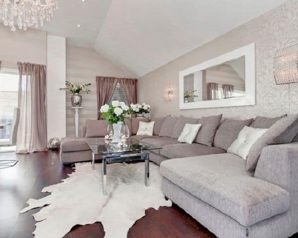Wallpaper Ideas for Your Living Room - Decoration Channel