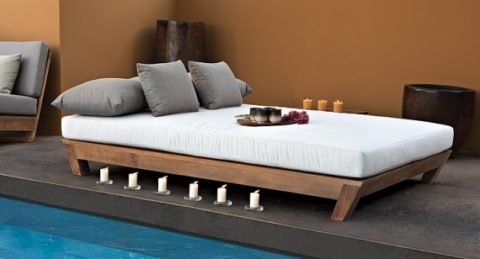 modern Outdoor daybed ideas