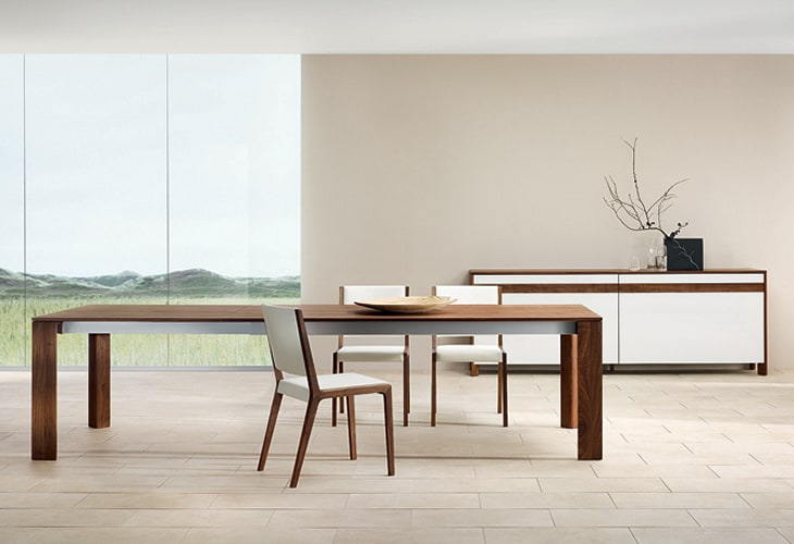 contemporary wood kitchen tables contemporary dining tables decoration channel 5755