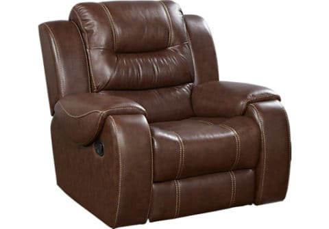 most comfortable leather recliner design