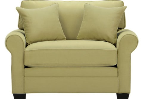 most comfortable sleeper chair design