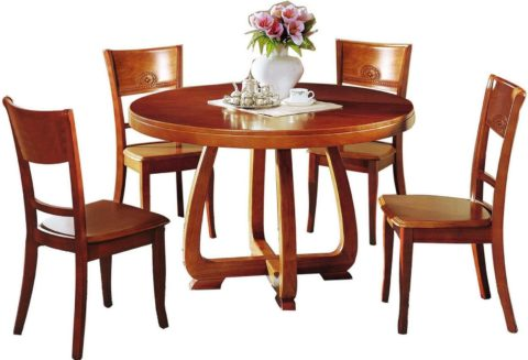 Wood dining tables ideas