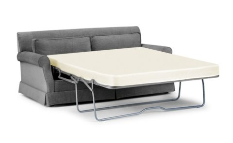 how to fold a sofa bed