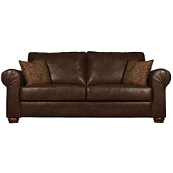 Leather Couch The Elegance Design