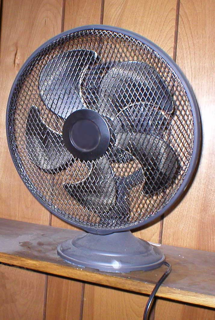 electric fan the advantages and the disadvantages