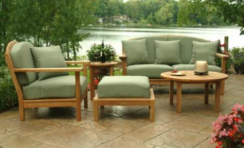 Soft Colors Teak Furniture