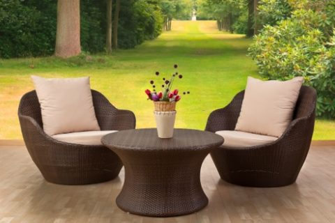 minimalist outdoor furniture ideas