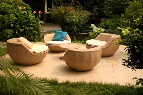 stylish outdoor furniture for garden