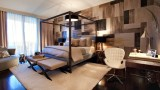 Masculine Bedroom with Modern Concept Combination