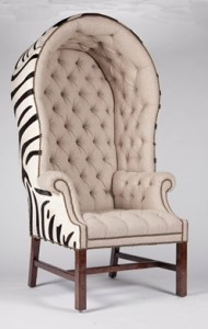 Porter Chair, Ethnic Concept But So Comfortable