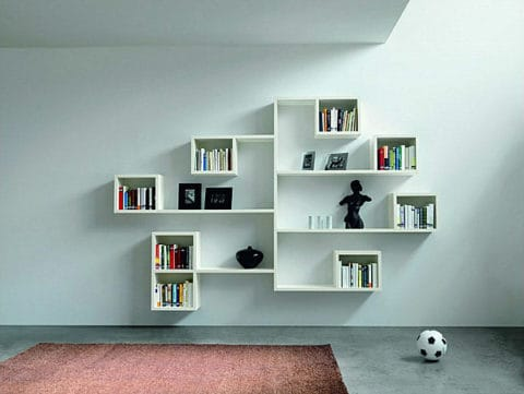 one of best wall shelves concept