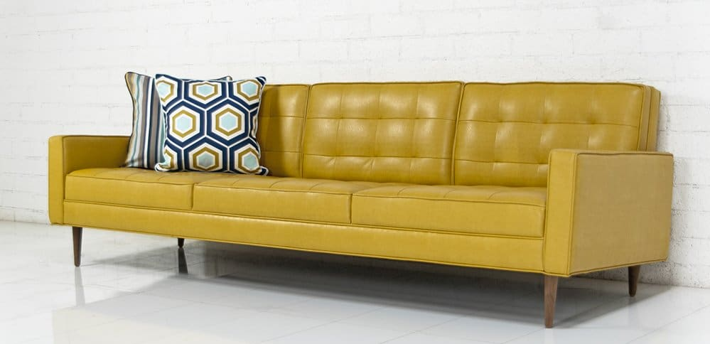Retro Sofa with a Modern Concept - Decoration Channel