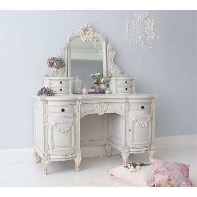 classical dressing table ideas