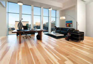 Wooden Flooring for a Natural Looks and Fresh Atmosphere