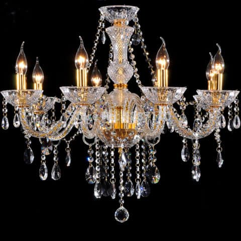 Chandelier lamp for dining room