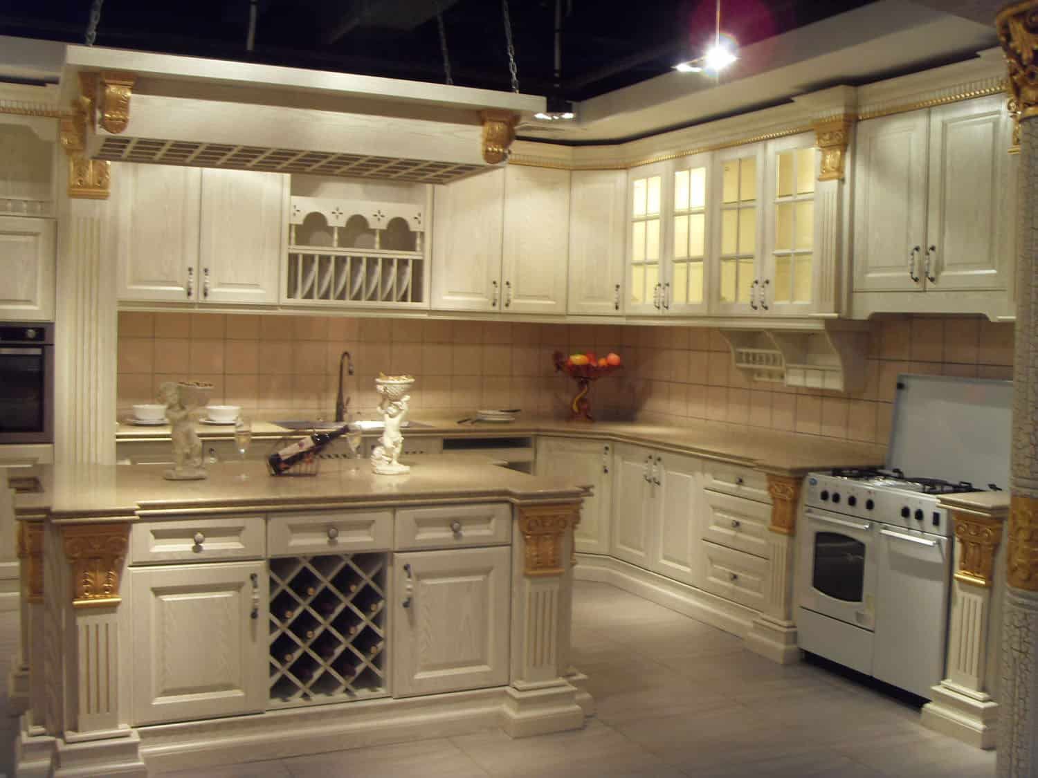 Kitchen Furniture Ideas with Varied Styles - Decoration ...