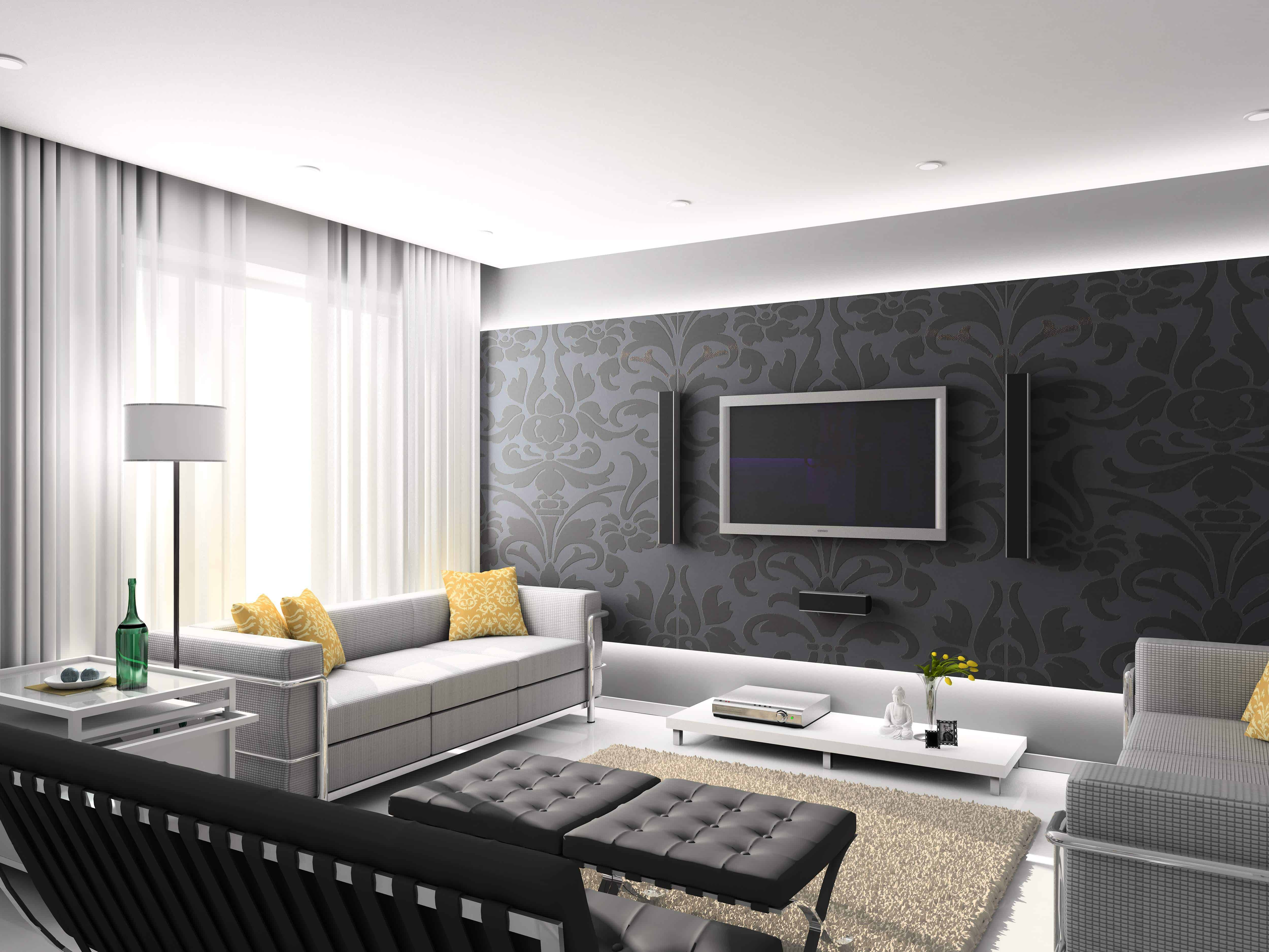 On decoration channel 20 stylish and cozy living rooms living room