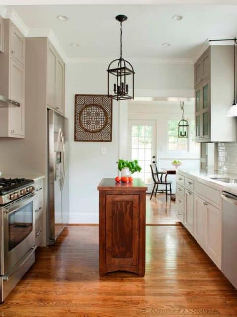 Kitchen furniture ideas for small space