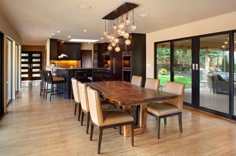 Stylish dining room lighting ideas