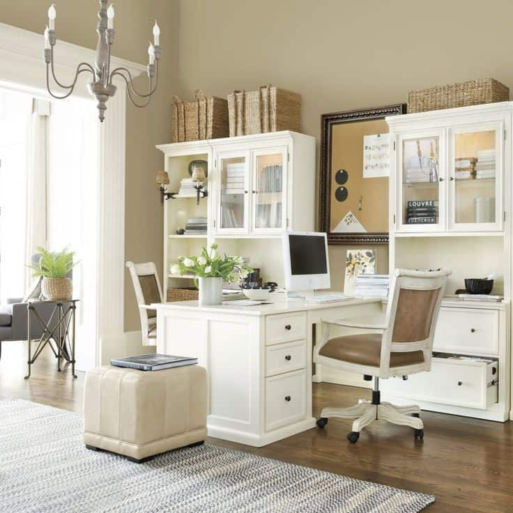 Home Office: A Perfect Place to Work - Decoration Channel