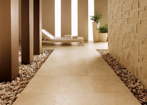 Ceramic Tiles with soft colors