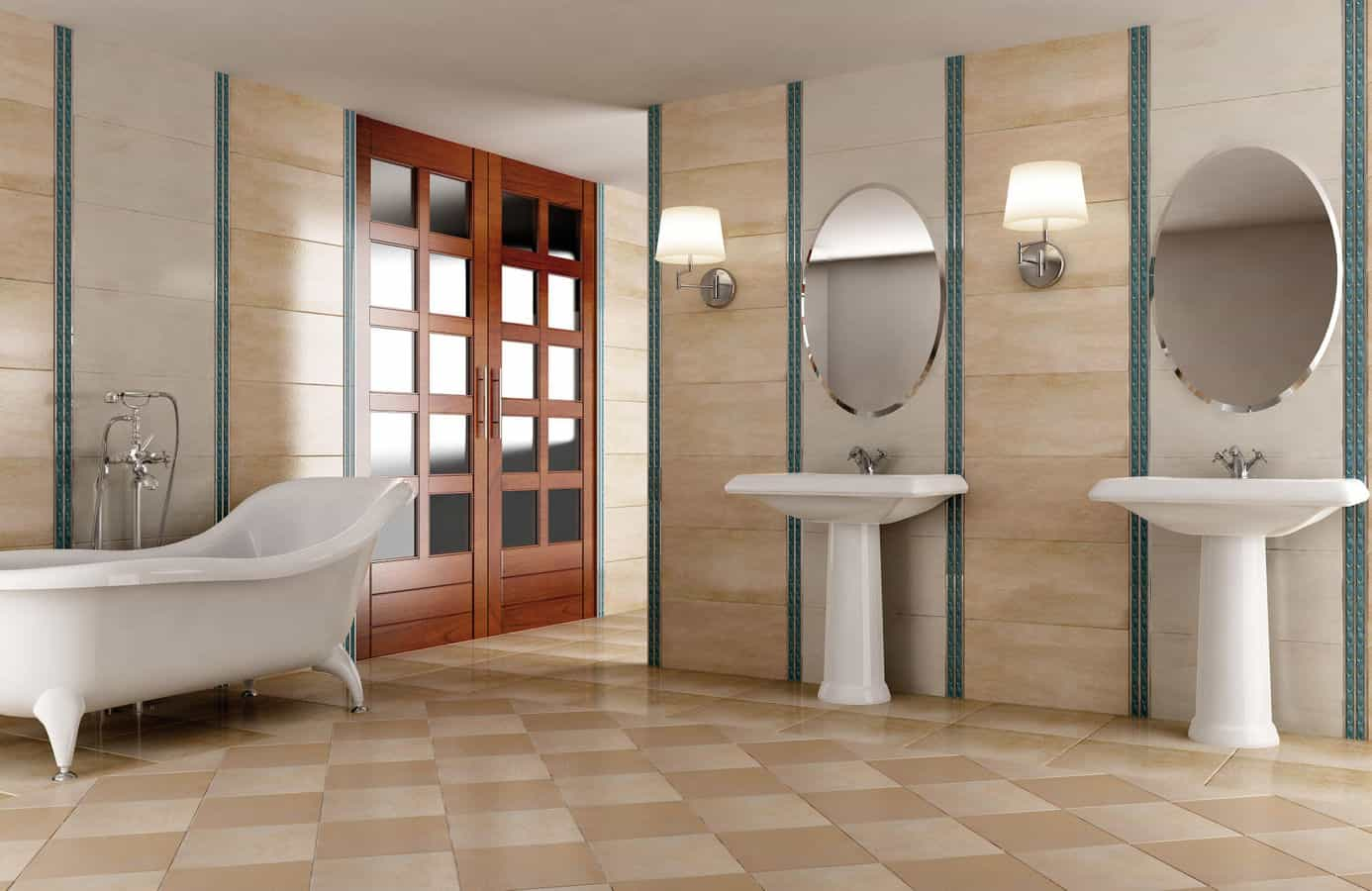 natural Ceramic Tiles style