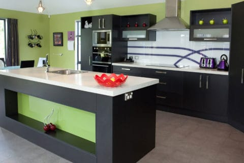 Woodend kitchen design