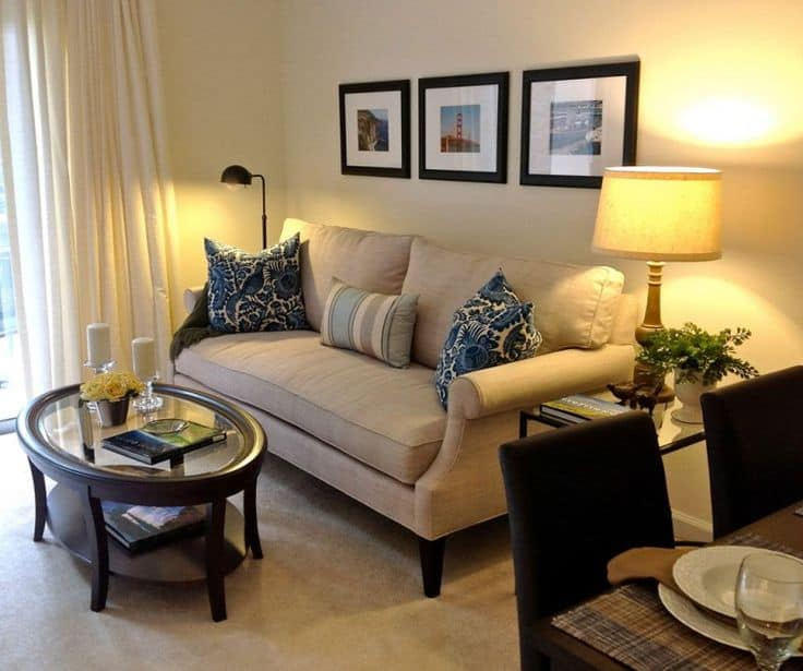 Apartment Living Room Ideas - Decoration Channel