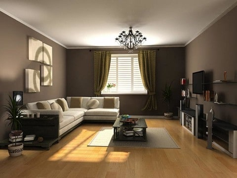 living room paint ideas for classical theme
