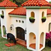 Pet House Indoor and Outdoor Design
