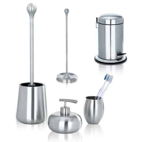 modern Stainless Steel Bath Accessories