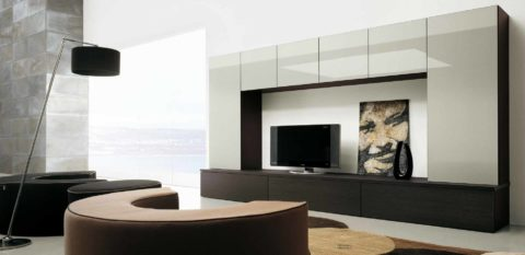 the latest Wall Units design
