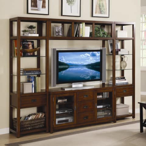traditional Wall Unit concept