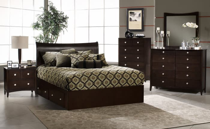 multifunction Bedroom Set with Storage