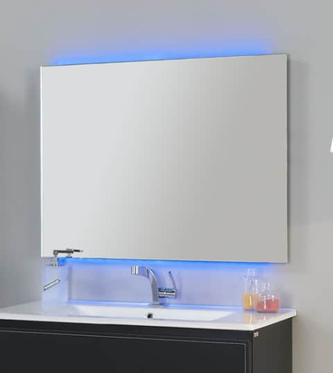 bathroom mirrors with back-light design