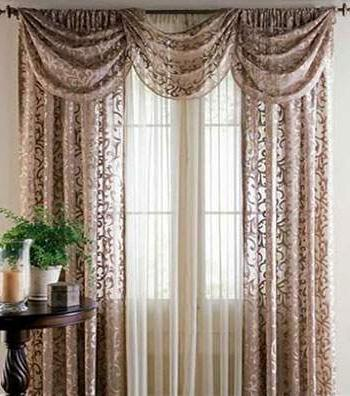 Living Room Curtains with best material