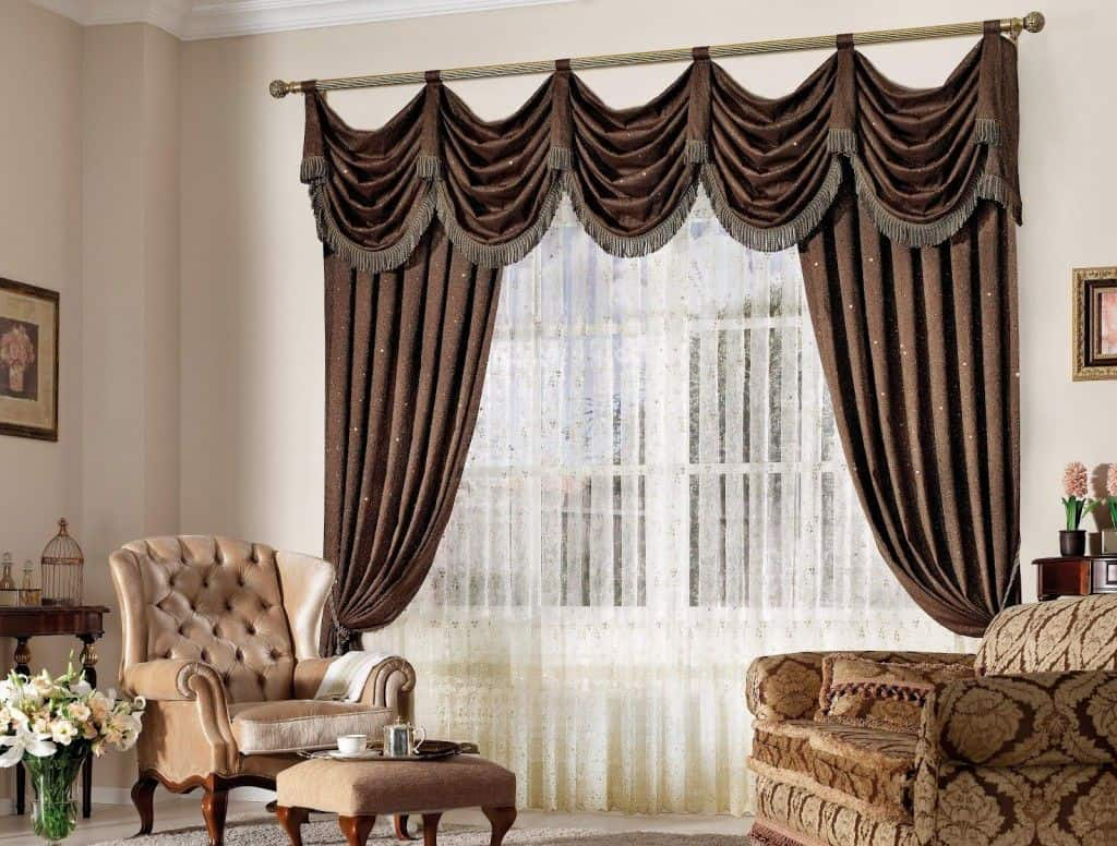 Good Livingroom Curtain Ideas   Living Room Curtains Ideas Decoration Channel