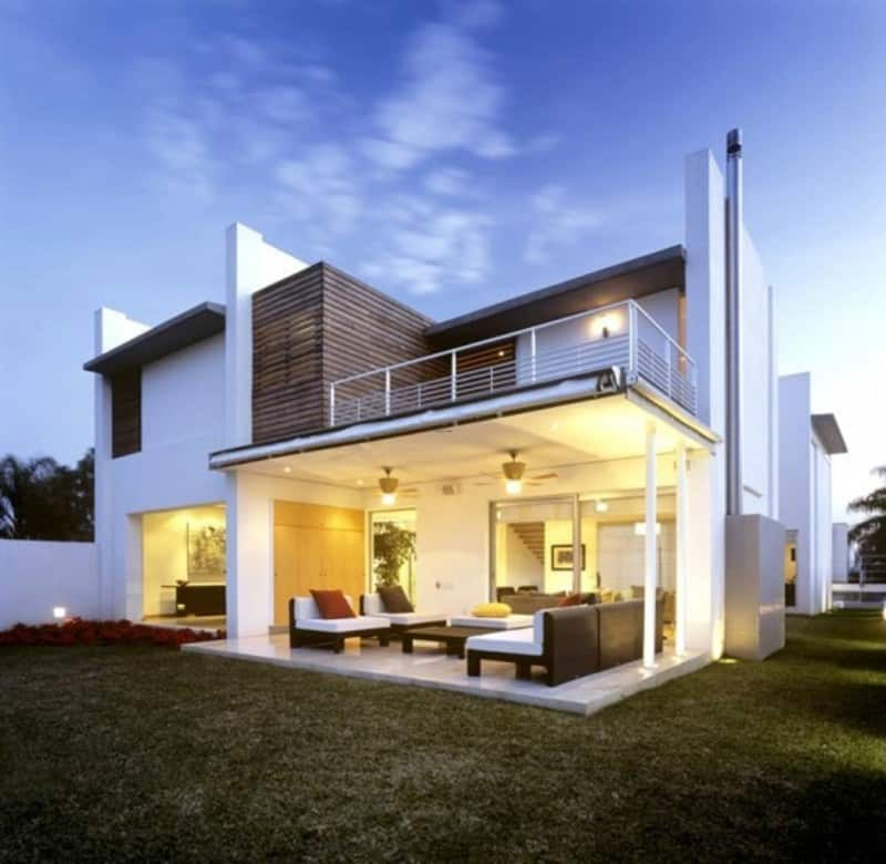 Minimalist House For A Healthy Lifestyle