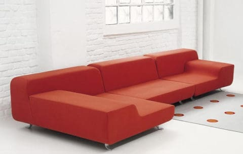 sectional modern sofa design