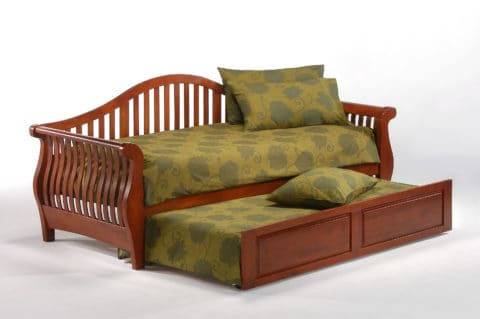 daybed frame with trundle