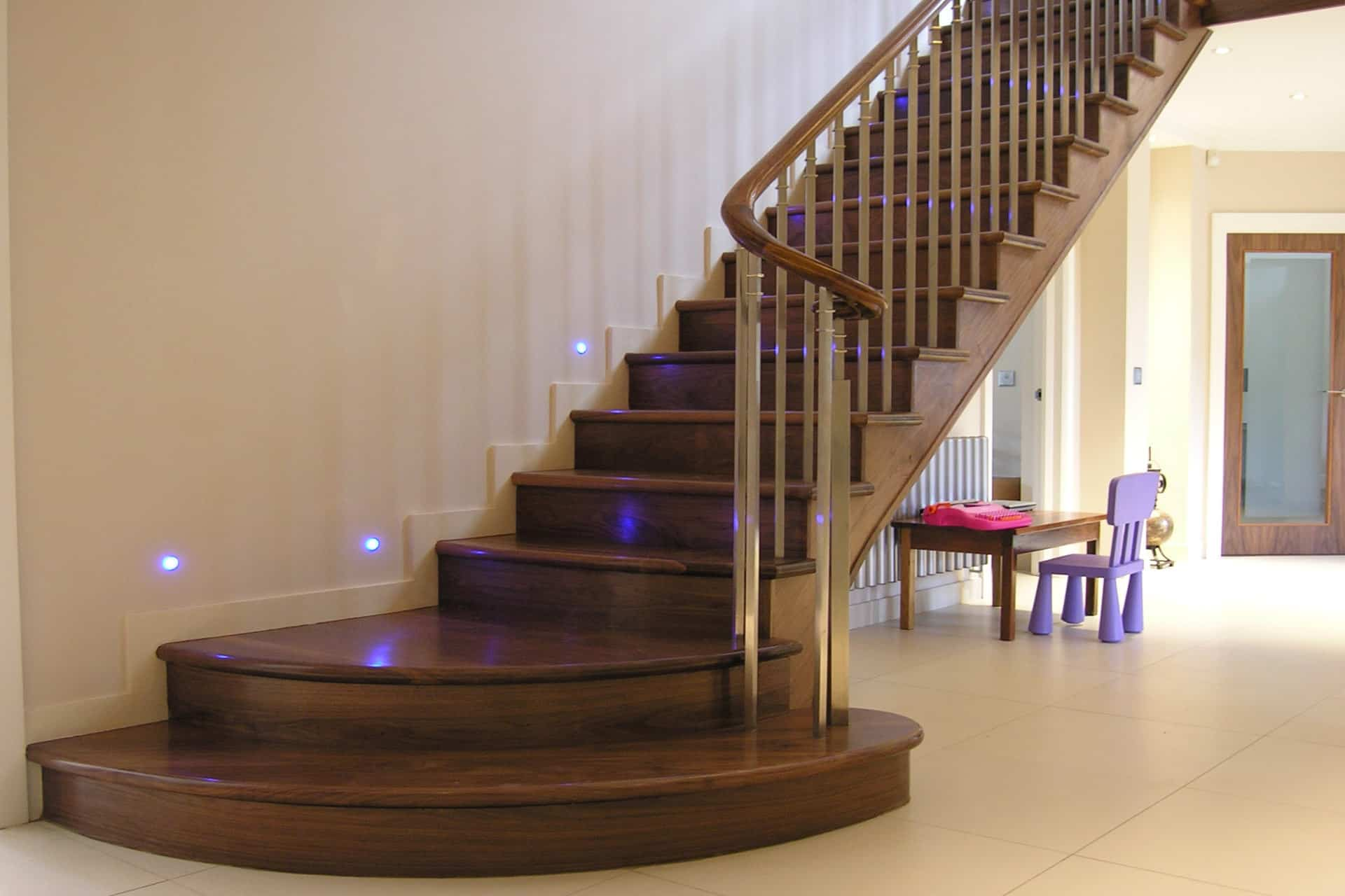 "Wooden Stairs ""Pros, Cons and Budget"""