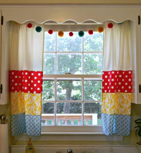 kitchen curtains with low price