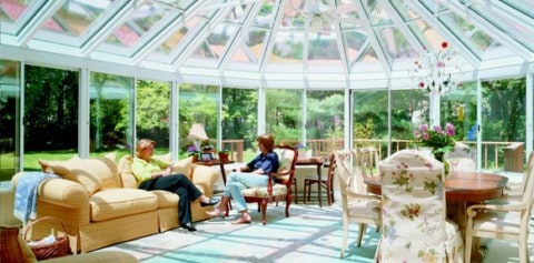sunroom best relaxation place