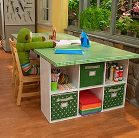 Craft Table with extra function
